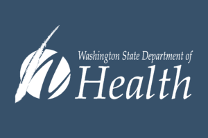 The currents county-level status according to the Washington State Department of Health