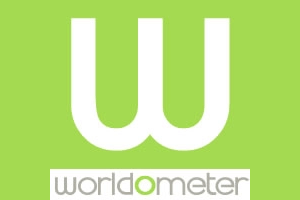Worldometer aims to make world statistics available to everyone.